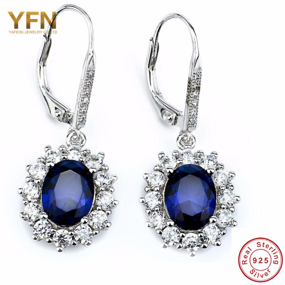 Buy Yafeini New Brincos 925 Sterling