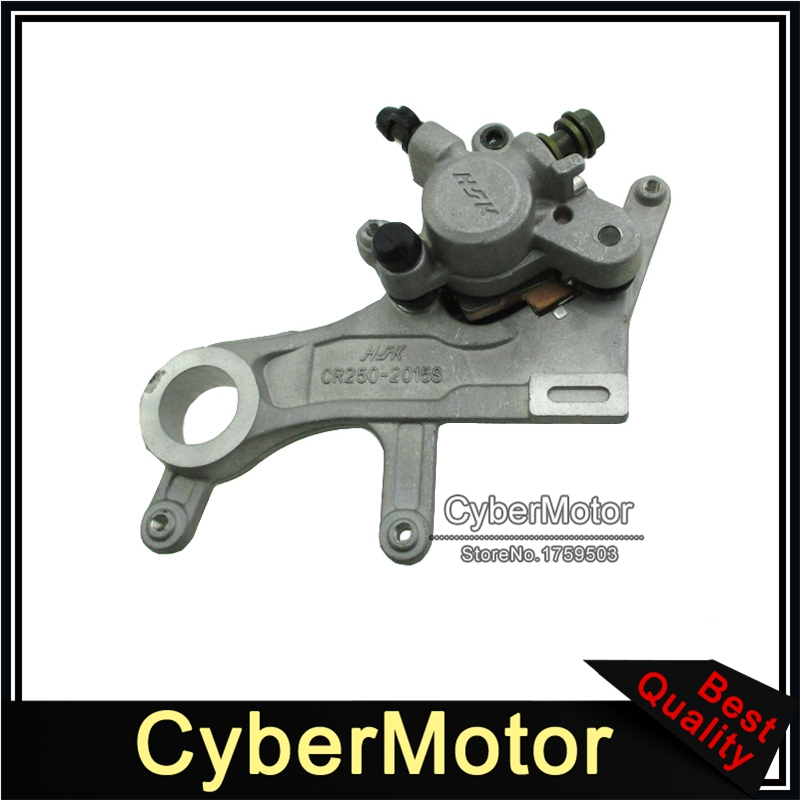 Aftermarket Replacement Rear Brake Caliper For Honda CRF 250R 250X 450X CR 125R 250R 270mm front brake disc rotor for cr 125 250 500 crf 250r 250x 450x 450r 230f motocross supermoto enduro dirt bike off road