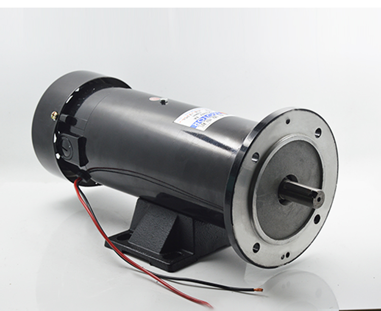 JS-ZYT-23 DC220V 1800RPM 750W permanent magnet high speed motor adjustable speed mechanical equipment accessories dc220v 200w 1800rpm high speed permanent magnet motor reversing variable speed mechanical equipment powered diy accessories