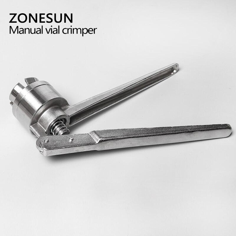 ZONESUN 31mm gyógyszerészeti injekciós üvegek, orvosi - Kézi szerszámok - Fénykép 5