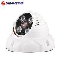 DiFang 2018 CCTV Camera 1300TVL IR Cut Filter 4 Array Leds Day Night Vision 3MP Home