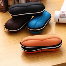 Colorful Glasses Case Women Sunglasses Case Cover Case For Glasses With Lanyard Sun Glasses Box Eyeglass Cases glasses box цена и фото