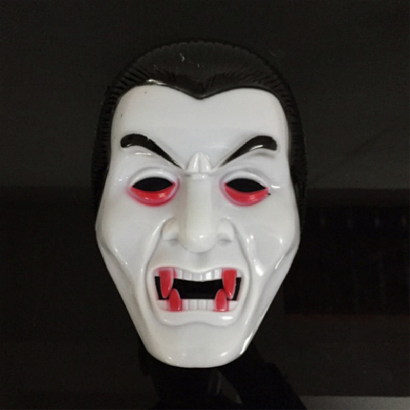 a82f1ae9575 US $2.79 30% OFF|Horror! Halloween Mask Dracula Vampire Full Face Mask  Ghost Scary Mask Props Grudge Ghost Hedging Zombie Mask Masquerade-in  Costume ...