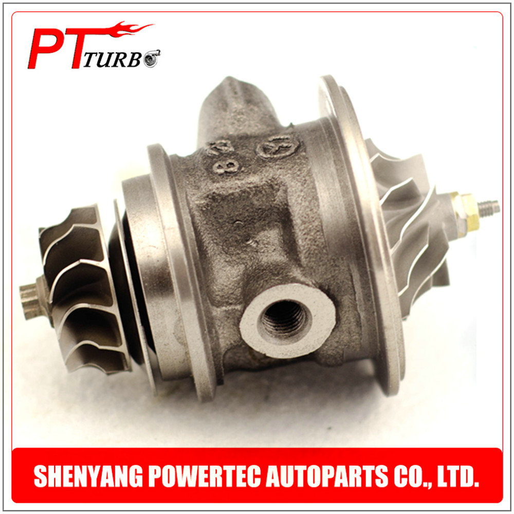 Balanced new turbo cartridge chra TD02 49173-06500 / 49173-06501 turbo charger core for Opel Corsa C 1.7 DI 55KW / 48KW turbo cartridge td02 chra 49173 07507 49173 07508 0375n5 9657530580 for peugeot partner 1 6 hdi 55 66 kw dv6b dv6ated4 2005