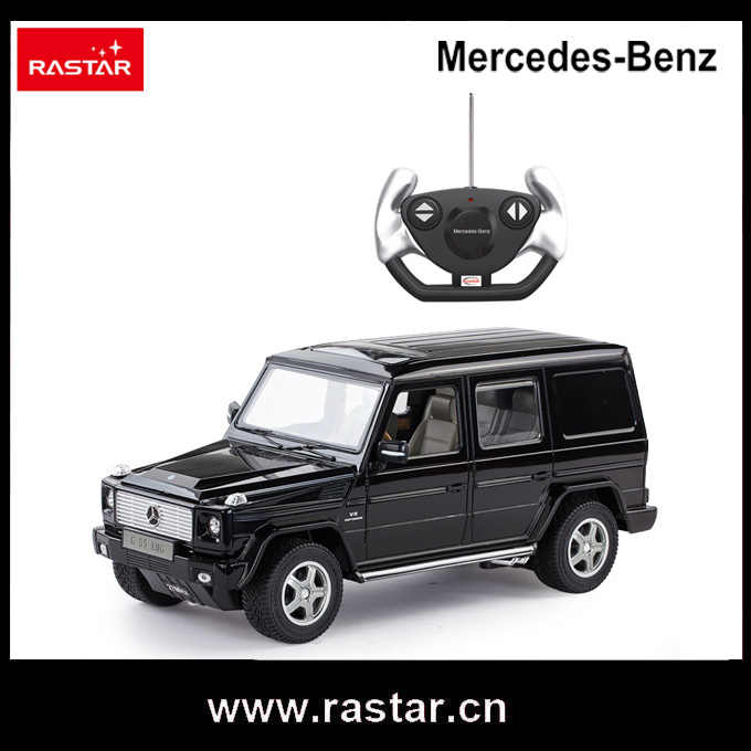 RASTAR 1:14 Mercedes-Benz AMG G63 R//C Radio Remote Control Toy Car Open Door RC