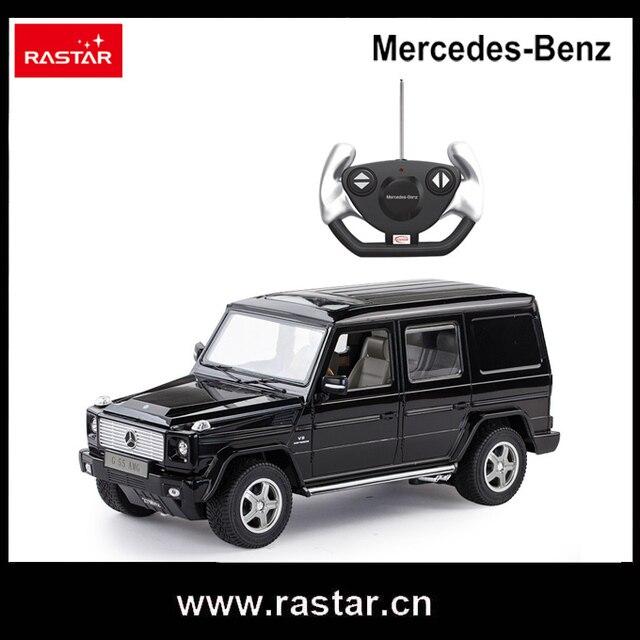 Rastar Licensed R/C 1:14 Mercedes Benz G55 AMG Auto Rc Carro