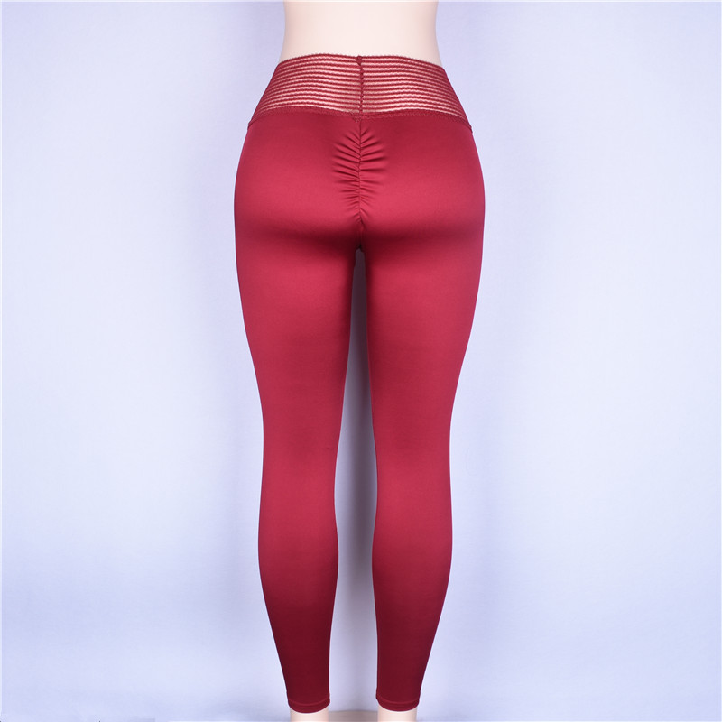 Dulzura 2018 autumn winter push up leggings women sexy sportswear leggins workout fitness high waist sporting legins 13
