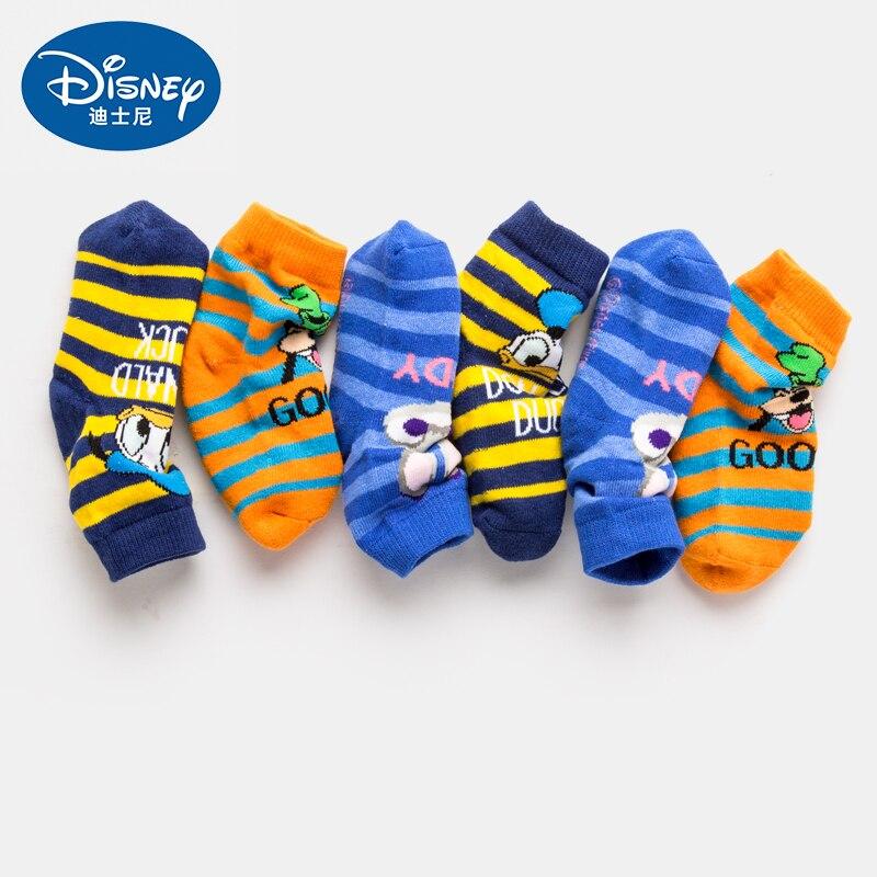 Disney Baby Cartoon Cotton Socks Kids Breathable Four Seasons Socks 11 Colors Meias For Choose AL06PJ9999