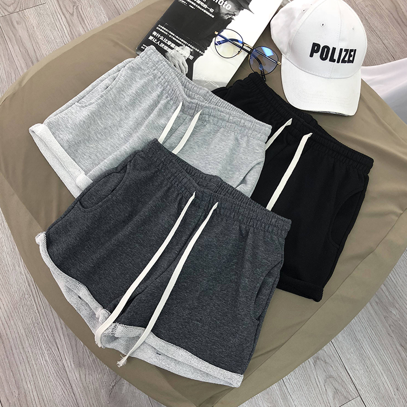 Cheap Wholesale 2019 New Spring Summer Autumn  Hot Selling Women's Fashion Casual Sexy Shorts Outerwear MC362