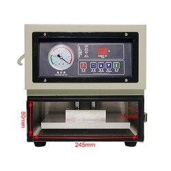 220V 110V automatyczne elektryczne ekran LCD cyfrowa maszyna do laminowania OCA 8 cali dla ekranu mobilnego i pad