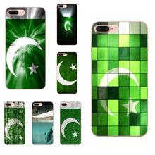 TPU Mobile Shell Retail Printed Pakistan Flag For Galaxy J1 J2 J3 J330 J4 J5 J6 J7 J730 J8 2015 2016 2017 2018 mini Pro