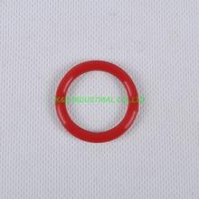цена 20pcs Vacuum Orange Tube Damper Silicon Ring for 6L6G 6L6GC Audio Amp DIY онлайн в 2017 году