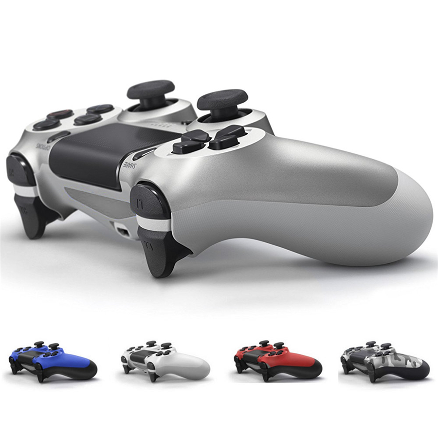 Bluetooth Wireless Game controller for Sony Playstation 4 PS4 Controller Dual Shock Vibration Joystick Gamepad for PlayStation 4 led dual usb charging charger dock station stand for sony playstation 4 ps4 controller