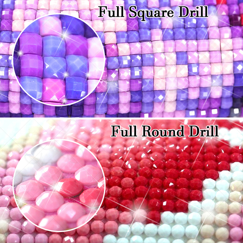 Full Square Drill 5D DIY Diamond Painting Abstract characters TreeDaimond Painting 3D Embroidery Cross Stitch Mosaic LE01287
