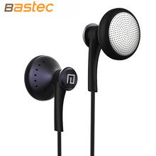 Langstom Original Luxury Stereo Sport Clear Voice 3.5mm Wired In-Ear Earphone Built-in Microphone for iPhone Samsung