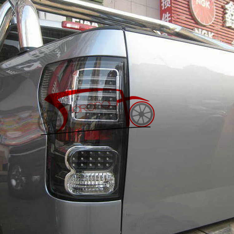 tail lights for toyota tundra taillight 2007 2013 08 09 10 11 led smoked blac. Black Bedroom Furniture Sets. Home Design Ideas