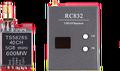 TS5828S 5.8GHz 600mW 40CH Wireless AV Transmitter TX + Boscam 5.8G 5.8GHz 40 Channels RC832 Receiver RX for Multicopter FPV