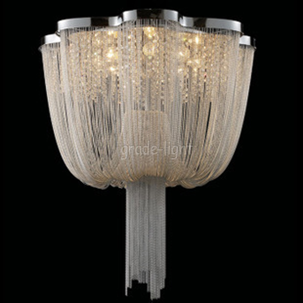Lux dia 60 cm 24 atlantis chain ceiling lamp lighting in lux dia 60 cm 24 atlantis chain ceiling lamp lighting aloadofball Image collections