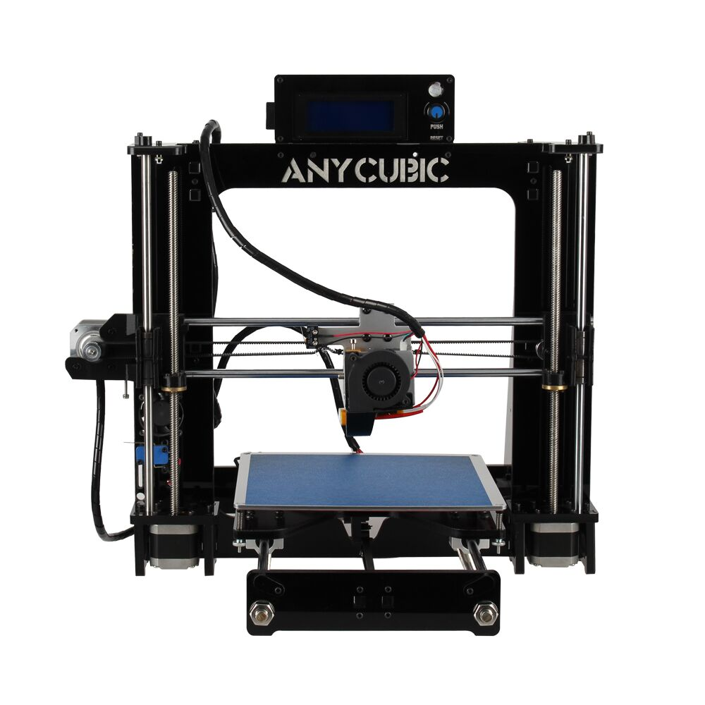 Anycubic 3d printer diy  prusa i3 kits  DIY Educational desktop 3D printer