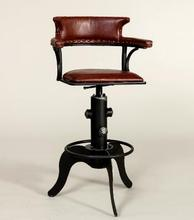 Solid Wood Bar Table And Chair. Leisure Bar Table Rotation. Small Round  Table(