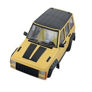 Image 3 - 1 шт. жесткий пластиковый корпус колесной базы 313 мм, корпус автомобиля для радиоуправляемого гусеничного автомобиля 1/10 Axial SCX10 и SCX10 II 90046 90047