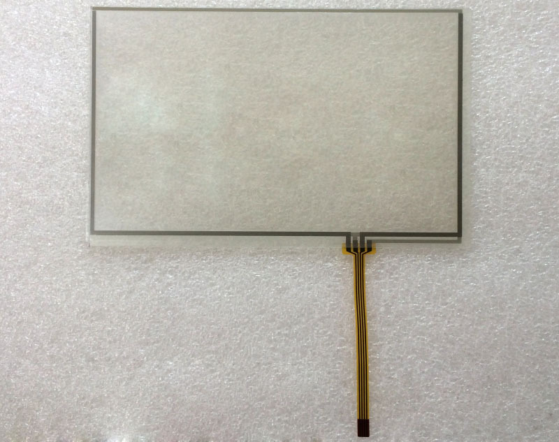 165mm*104mm 4 Wire Resistive 7 Inch Touch Screen Panel for INNOLUX AT070TN83 LCD сенсорная панель other 7 4 165x100mm 165 100 165 100mm