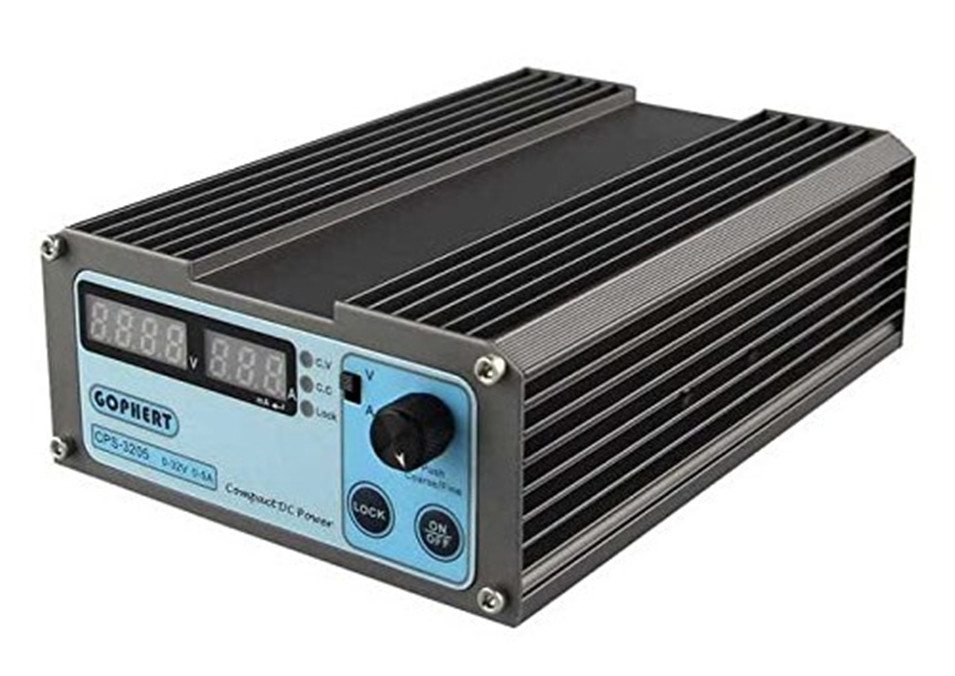 0-30V-32V Adjustable DC Switching Power Supply 5A 160W SMPS Switchable AC 110V (95V-132V) / 220V (198V-264V) input CPS-3205 II0-30V-32V Adjustable DC Switching Power Supply 5A 160W SMPS Switchable AC 110V (95V-132V) / 220V (198V-264V) input CPS-3205 II