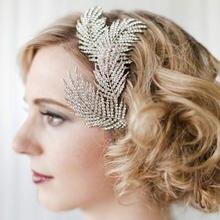 Новые свадебные головные уборы аксессуары для волос украшения
