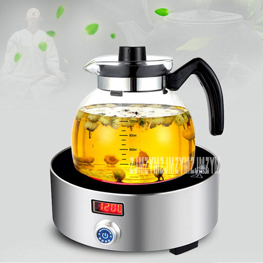 NEW 220V/800W Intelligent electric ceramic stove XM-121 stove tea mini household electromagnetic 1001W-1600W Kung Fu Tea cooker стоимость