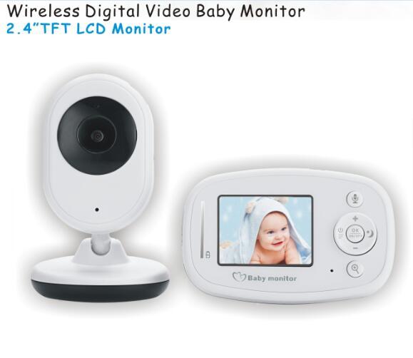 2.4 Inch TFT Monitor Wireless Intercom Baby Camera