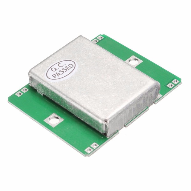 US $2 79 19% OFF Microwave Sensor Module 10 525GHz Doppler Radar Detector  Motion 40mA For Arduino-in Replacement Parts & Accessories from Consumer