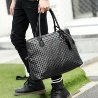 Tidog New compilation bag men's leisure hand bag men briefcase