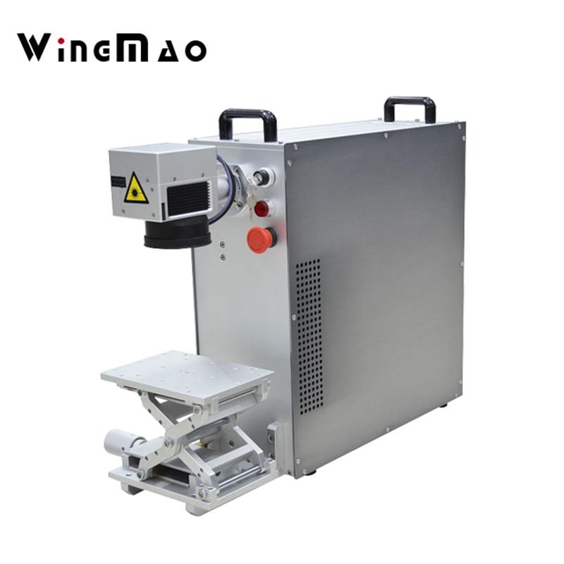 20W Fiber Laser Professional Manufacturer Marking Machine Fiber Laser Printer