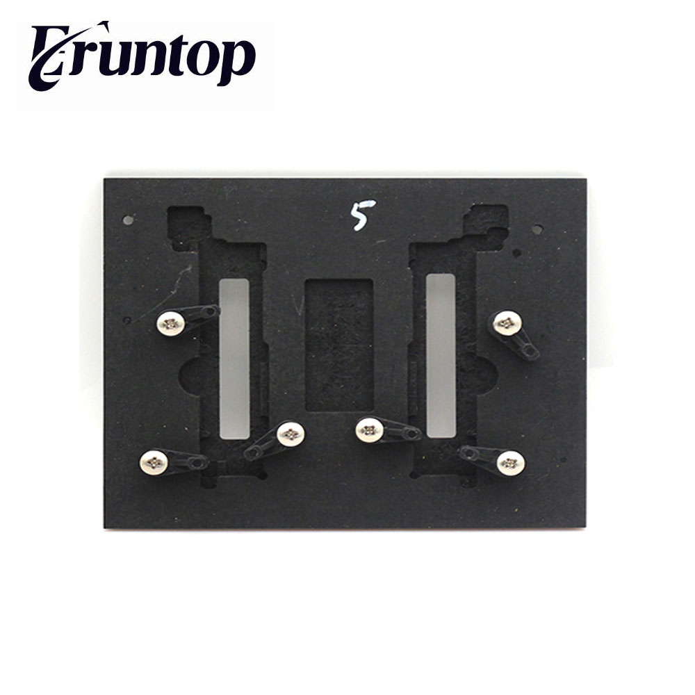 for iPhone 4 4s 5 5s 6 6s 6plus 6s plus Motherboard Clamp PCB Jig чехол накладка для iphone 5 5s 6 6s 6plus 6s plus змеиный дизайн