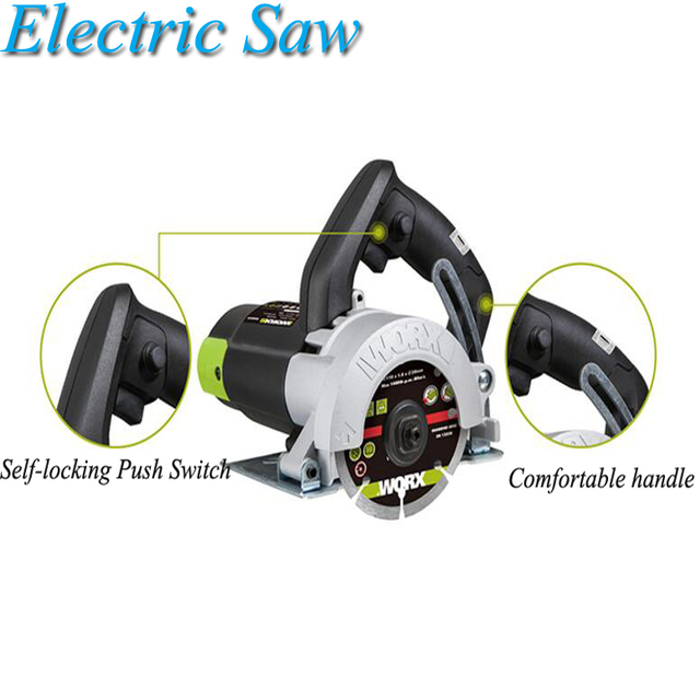 Tile Stone Cutting Machine Industrial Grade Marble Machine Household Chainsaw Power Tools WU073