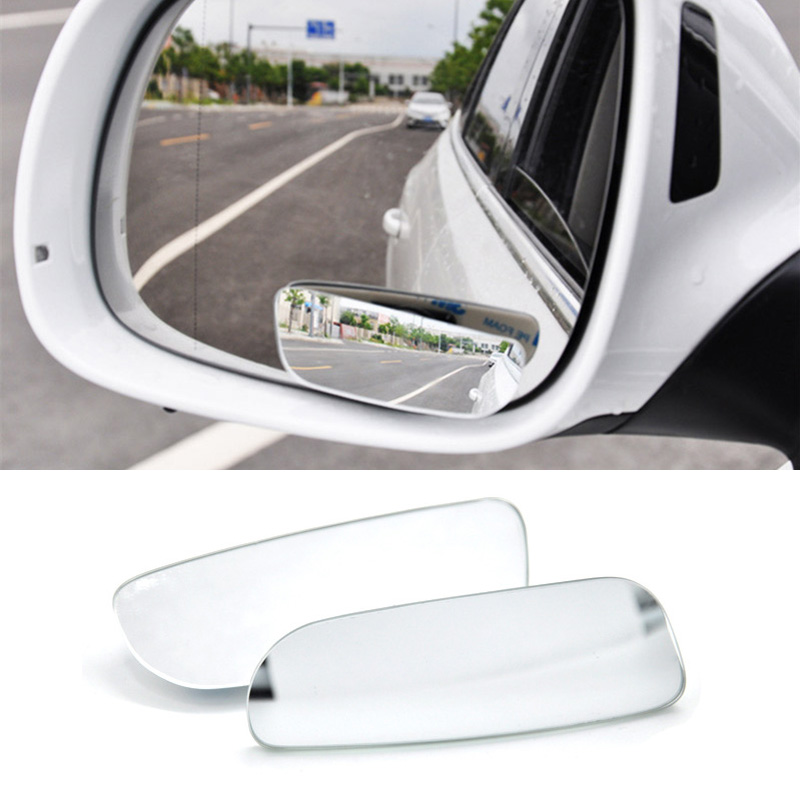 For Ford Focus 2 3 1 Fiesta Mondeo Ranger Fusion Kuga Mustang Transit Ecosport Galaxy C-max Escort Car Rearview Mirror Stickers