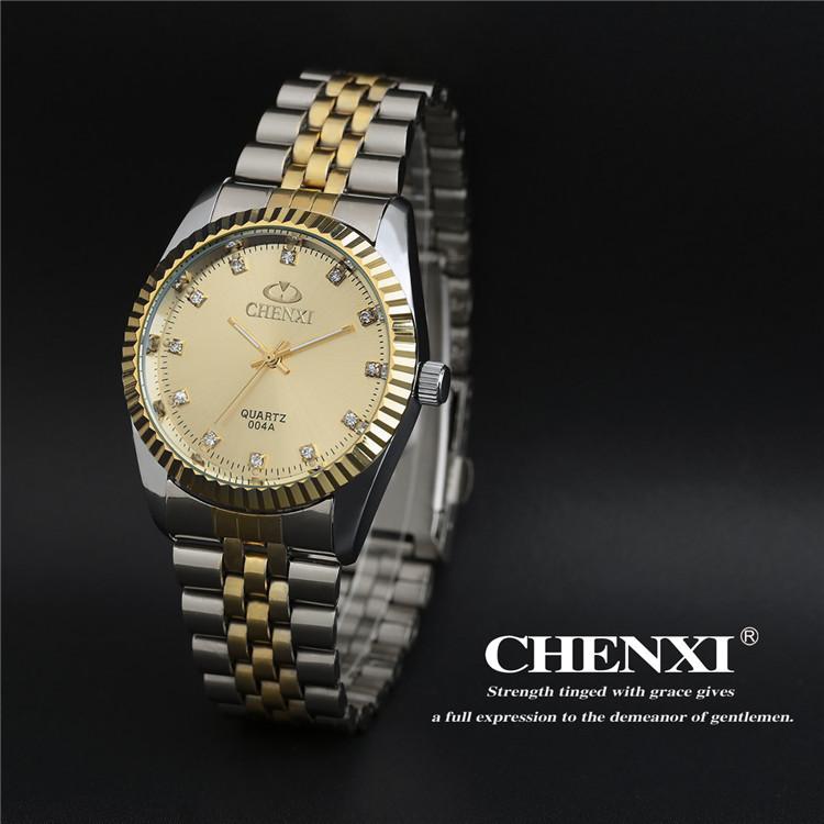 Couples Quartz Watch, Men's & Women's Watches, 30m Waterproof Wristwatches 18
