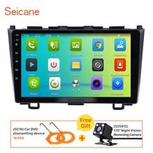 Seicane 9″ Android 6.0 Car Radio for 2006-2011 Honda CRV Car GPS Navigation Bluetooth 3G WIFI support OBD2 Rearview Camera DVR