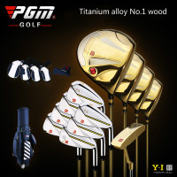 PGM Golf set Club Golf Club High Ballistic Torque Titanium Alloy No. 1