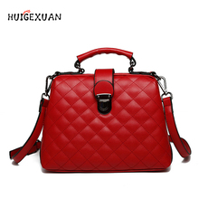 2018 Fashion Small Bag Crossbody Bags Women Luxury Quilted Plaid Chains Shoulder Handbag Famous Brand Design Lady Messenger Bags стоимость