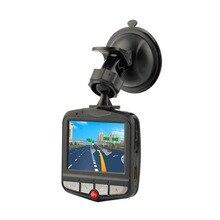 Nuevo Mini Coche Dvr Hd 720 p Grabador GT300 Dashcam Digital de Vídeo Registrator G-sensor de Visión Nocturna de Alta calidad Dash cam