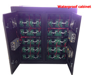 kaler Outdoor P10 full color led display cabinet 960*960mm for TV station stage ceiling led video wall 1/4 scan led screen board