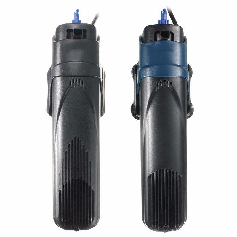 Aquarium fish tank internal filter with uv steriliser for Outdoor fish tank filter