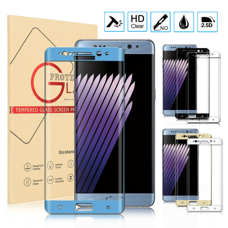 Jgkk For Samsung Galaxy Note Fan Edition Note7 3d Curved