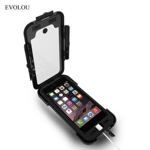 Image 3 - Waterproof Bike Phone Holder Motorcycle Telephone Support Stand for Iphone XS 7 8 Plus 5S SE Shockproof Cases for SE 2020 Holder