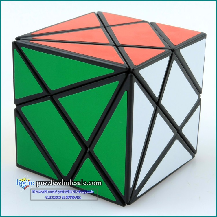 New DianSheng Axis Cube Twist Magic Cube Puzzle Educational Toys