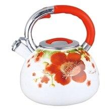 Чайник Чудесница ЭЧ-4004 (Объем 4 л, нержавеющая сталь, подходит для всех типов плит)