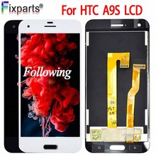 NEW 5.0 LCD Display For HTC One A9S Touch Screen Digitizer Assembly Repair Parts