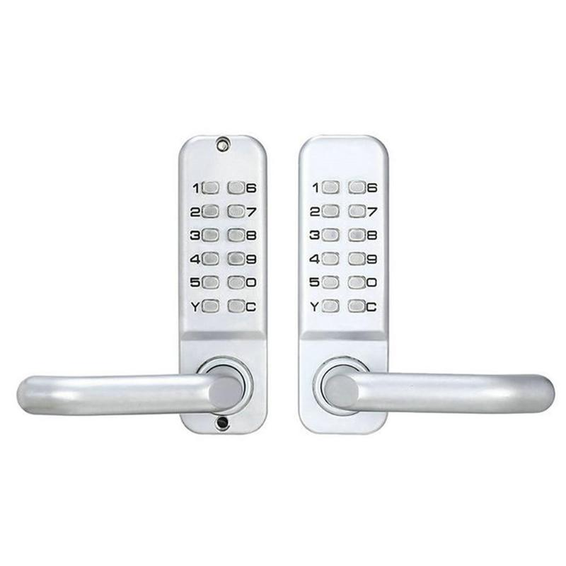Mechanical locks Keyless Digital Machinery Code Keypad Password Entry Door lock