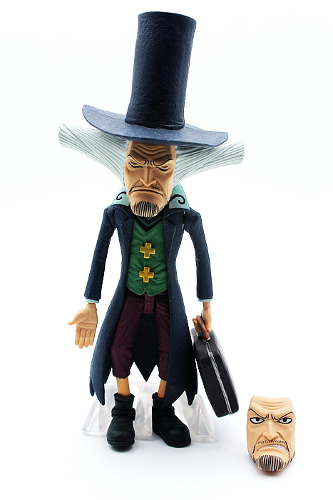 13CM Japanese original anime figure one piece doctor action figure collectible model toys for boys